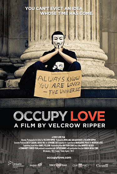Occupy Love Poster image