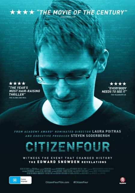 CitizenFour Film Poster
