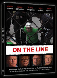 On The Line DVD Cover