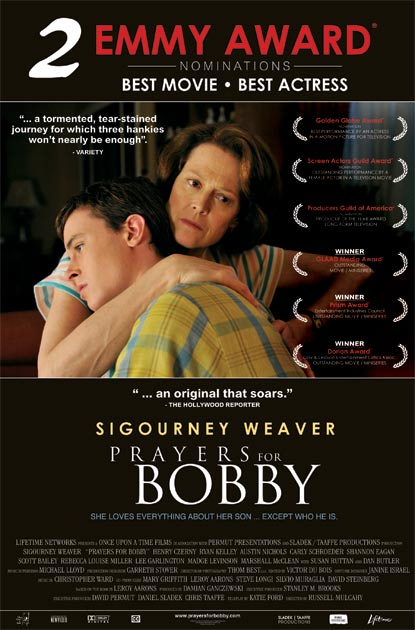 Prayers for Bobby film poster image