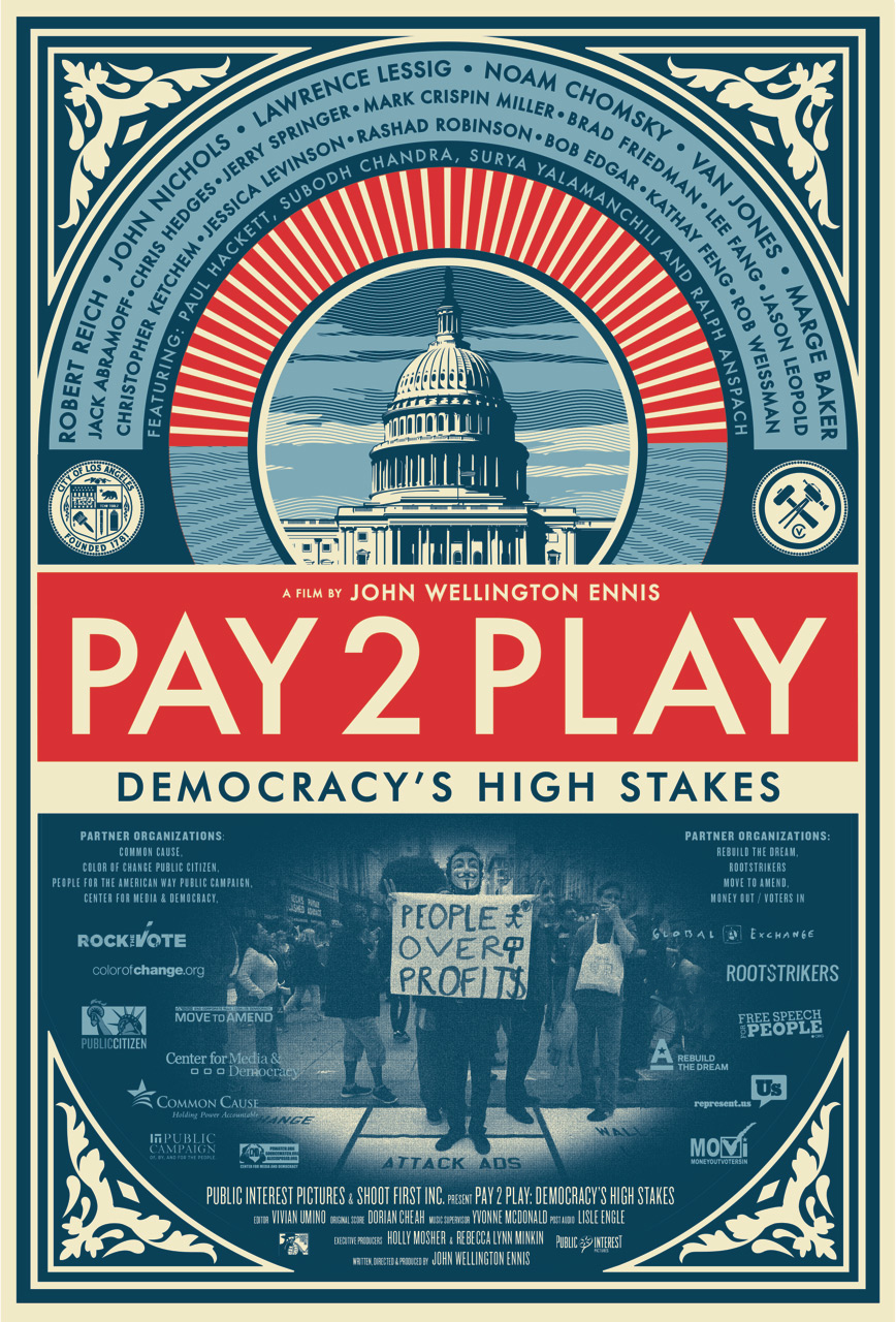 Pay 2 Play Film Poster