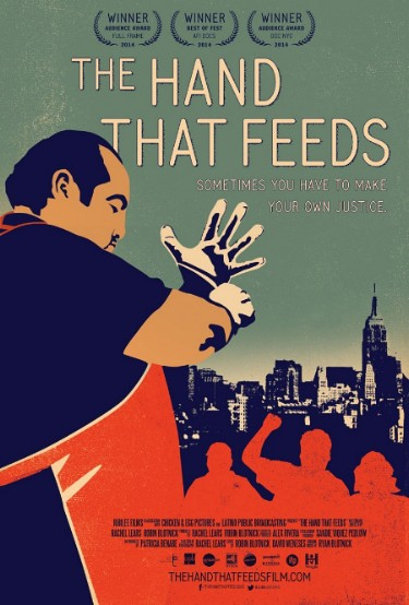 the hand that feeds poster image