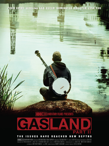 Gasland Part II Film Poster